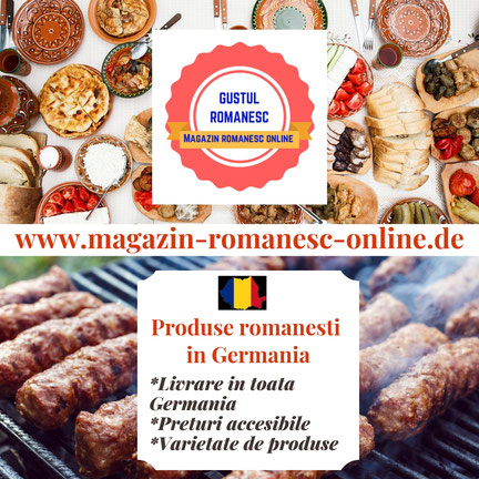 produse romanesti online Germania