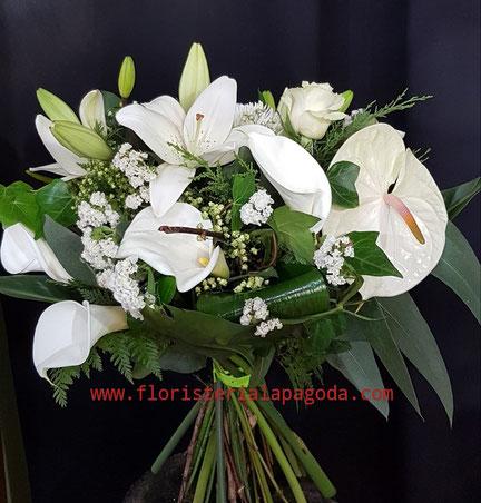 Ramo de flores grande ref RFB10