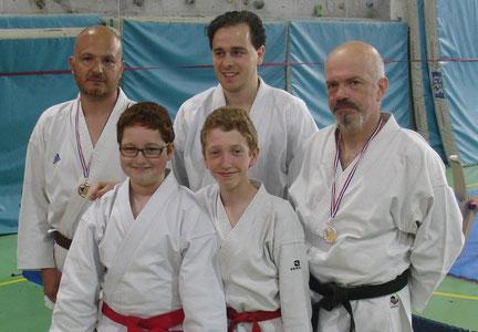 J-L.Thomassin, B.Micaux, K.Prevost, N.Astier et P.Prevost