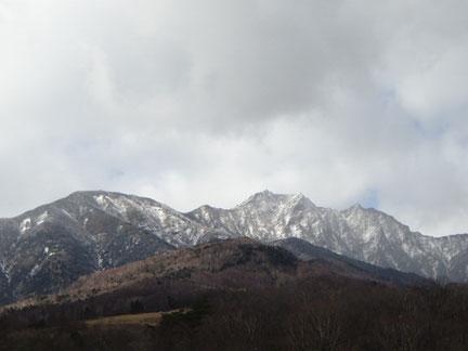 八ケ岳 積雪情報