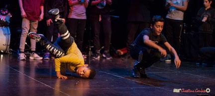 Soirée Association des Musiques et des Arts de Cénac, Hip Hop avec les Petits Rats de Saint-Caprais