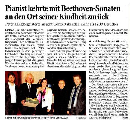 OÖNachrichten - 5. März 2013