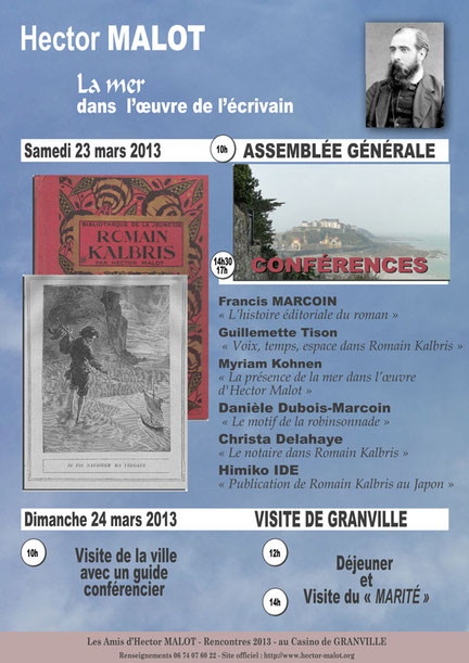 Malot _ Les gens de la mer - roman Romain Kalbris