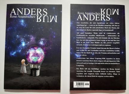 """Novelle """"Andersrum"""" von Rosa Ananitschev"""
