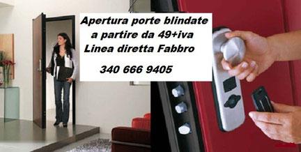 Intervento Fabbro H24/7 a Busto Arsizio