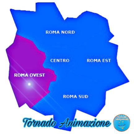 sala feste bambini roma ovest