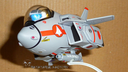 Macross VF-1J Super Deformed - Ratatarse Factory