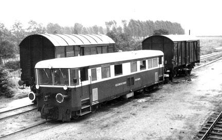 Foto: Archiv Selfkantbahn