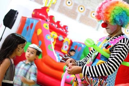 Kinderbetreuung Vereinsfeier Bodensee