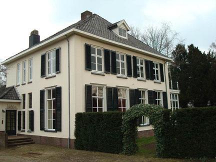 Huize Weldam Rijksstraatweg 111 Warnsveld gemeentelijk monument