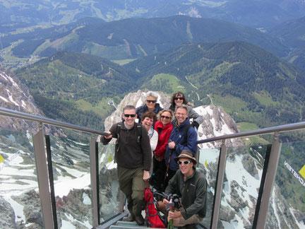 Summer family holiday in Ramsau am Dachstein