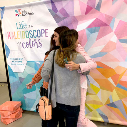 Meet and Greet with Erin Condren at Plannercon Europe 2019