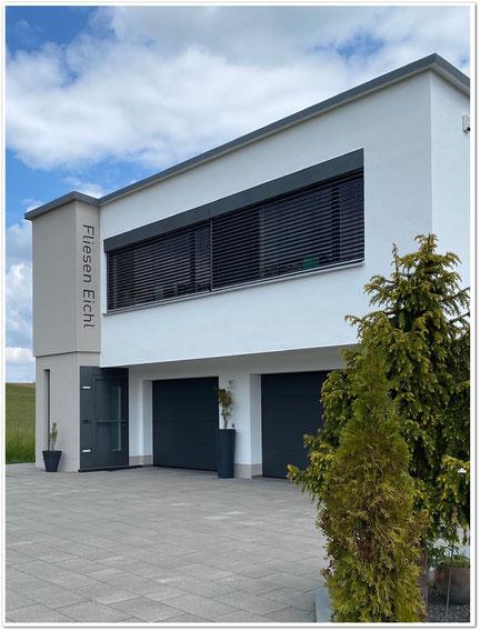 Bürogebäude Fliesen Eichl