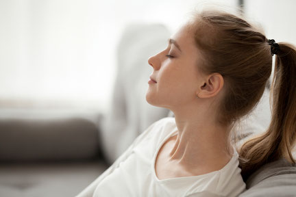 口呼吸が習慣化していませんか?