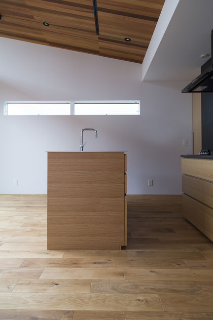 HACO_ハコイエ キッチンの画像