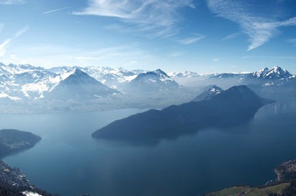 Lucerne top things to do - Mountains - Copyright  Theodor Esenwein
