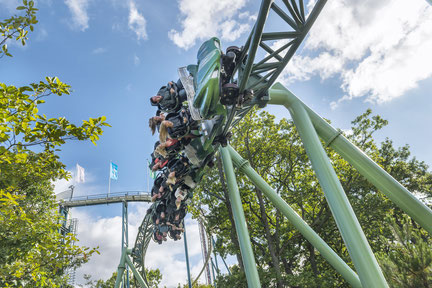 Liseberg amusement park Gothenburg, top things to do