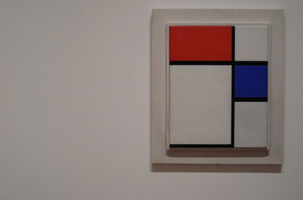 The Hague top things to do - Mondrian - Copyright  Antonio Campoy