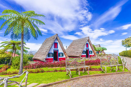 Madeira Santana Houses