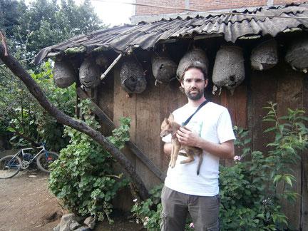 El Dr. Dídac Santos Fita es el profesor central de los cursos de Etnobiología.