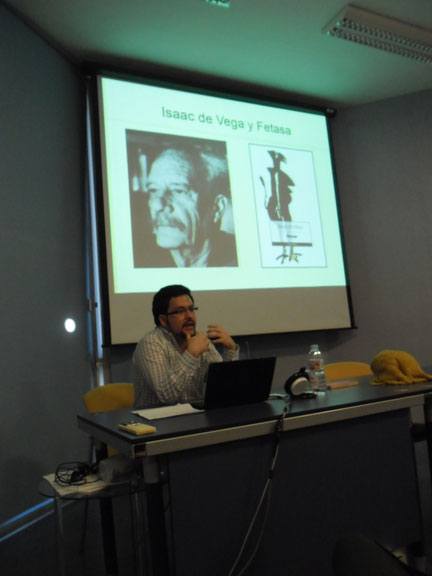 Charla sobre Fetasa de Daniel Bernal Suárez