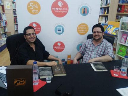 Mario Domínguez Parra y Daniel Bernal Suárez