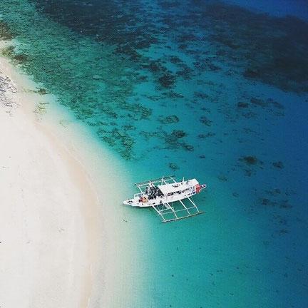 Scuba Diving Boat, Banca, Philippines