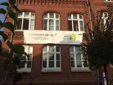 """Hier findet das 8. Jugendforum OPR am 17.10.2017 ab 9:30 Uhr statt. Bürgerhaus """"Alte Schule"""" Lindow, Mittelstraße 33"""