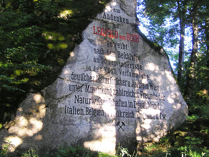 Leopold von Buch-Denkmal