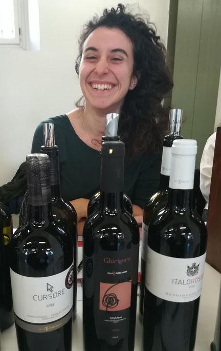 Biennale Enogastronomica Firenze Etesiaca itinerari di vino