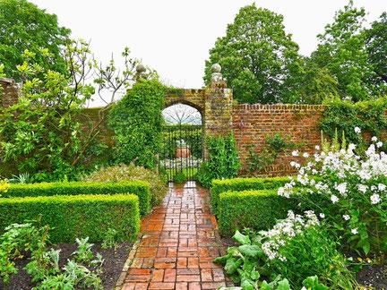 England, Dissinghurst Castle
