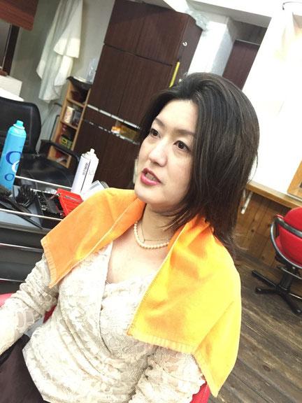 横浜・日吉・菊名・美容室☆女性の笑顔を作る専門家☆美容家 奥条勇紀 可愛い=編み込み ヘアセットの方程式