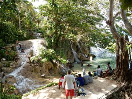 Little White River, Ocho Rios Jamaika