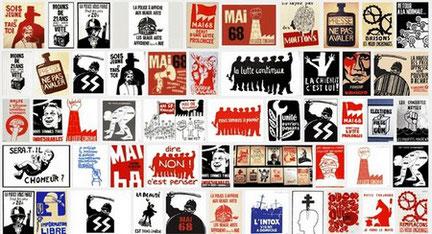"""""""Les affiches participaient à la révolution des mots et des idées."""" (p.91)"""