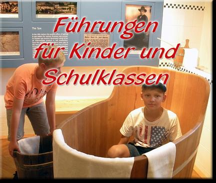 Führungen für Kinder Bild