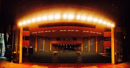 会津若松市文化センター