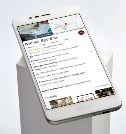 Google my Business - Minikurs für Deine Sichtbarkeit als Unternehmen