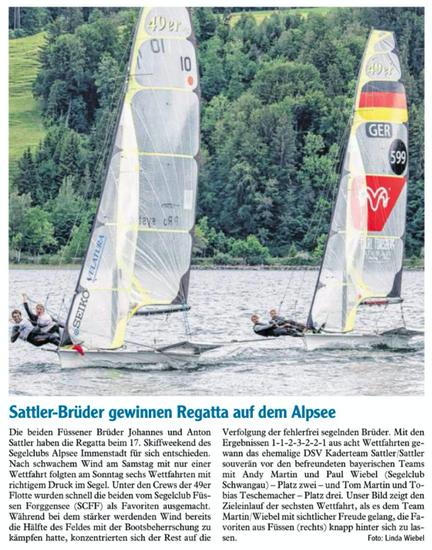 Allgäuer Zeitung vom 25.06.2020