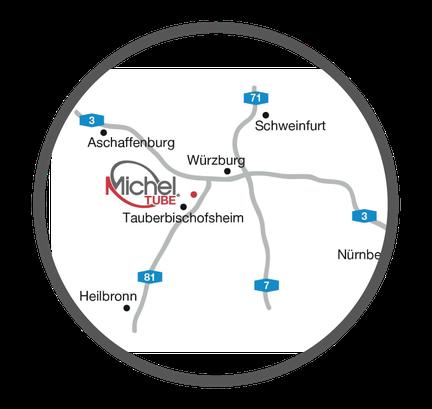 Michel Rohrsysteme aus Tauberbischofsheim