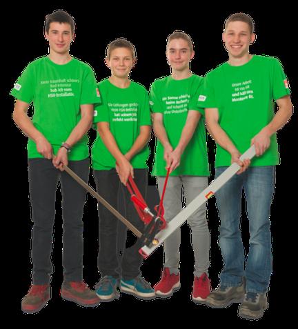 Arbeiten in der Region bei Bayer Elektro- & Heiztechnik