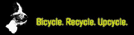 Taschen und mehr  aus und mit gebrauchten Fahrradschläuchen