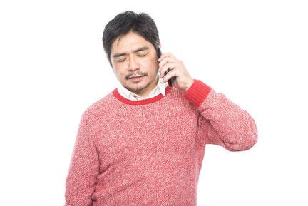 ホテルで家族と電話をするとマザコン男子だと思われてモテない。
