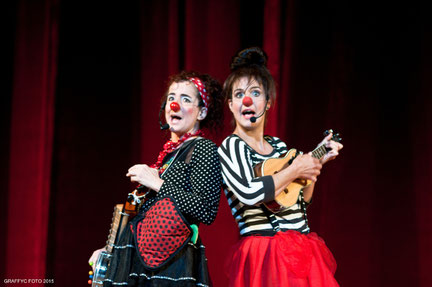 Clowntheater: Anita Lokita & Cabelita