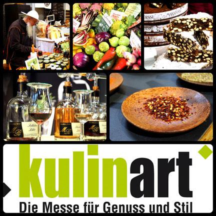 Kulinart, die food-Messe in Stuttgart und wir waren dabei!