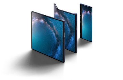 Huawei foldable phone, Mate X
