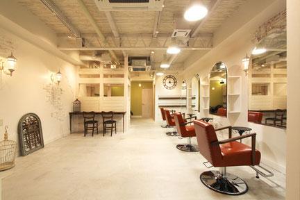 1F salon