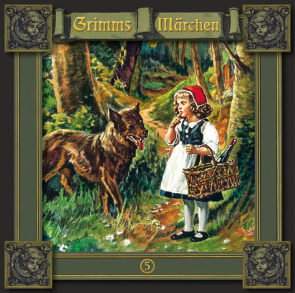 CD-Cover Grimms Märchen Folge 5
