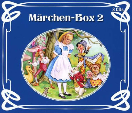 CD-Cover Andersen Märchen-Box 1