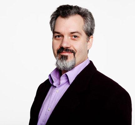 Richard Hoedl Head Honcho of Dream Big Solutions in Nanaimo, BC