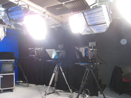 Studio tournage Paris